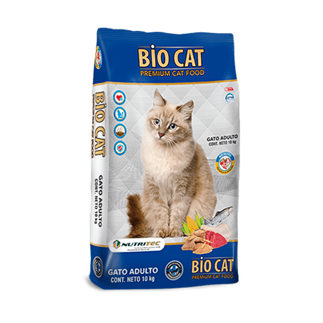 BIO CAT ADULTO 10K
