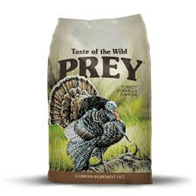 PREY FORMULA TURKEY PERRO 3,6K
