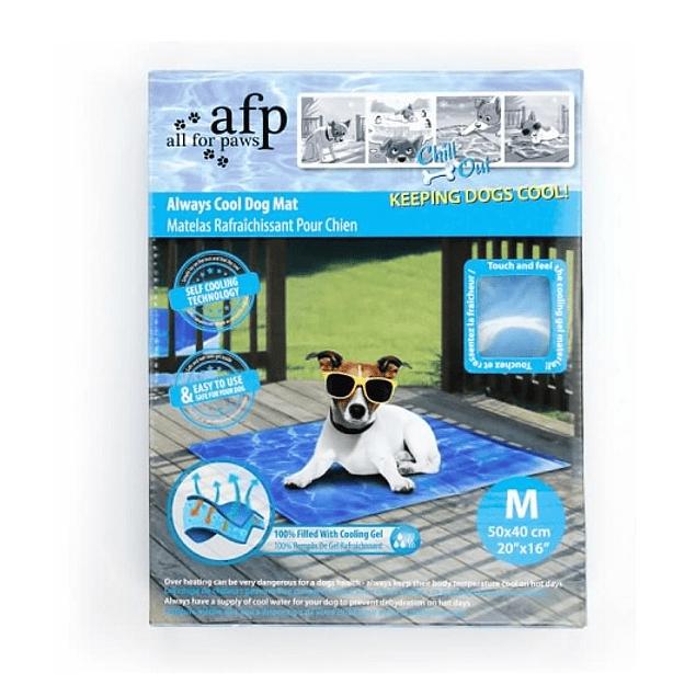 La Manta Refrigerante para perros – AFP