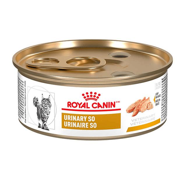 Royal Canin Urinary S/O (Lata)