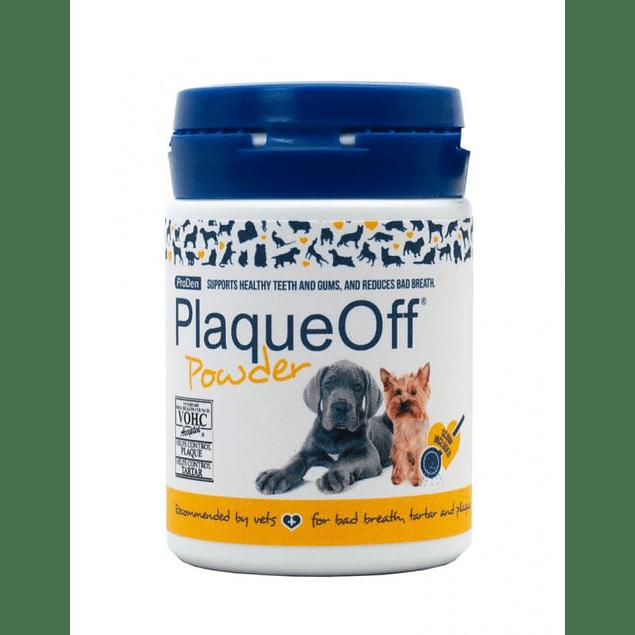 plaqueoff polvo perro 40gr