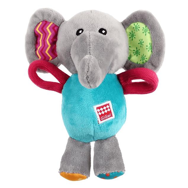 elefante plush friend con squeaker