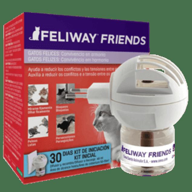 Feliway Friends Kit para 30 Dias
