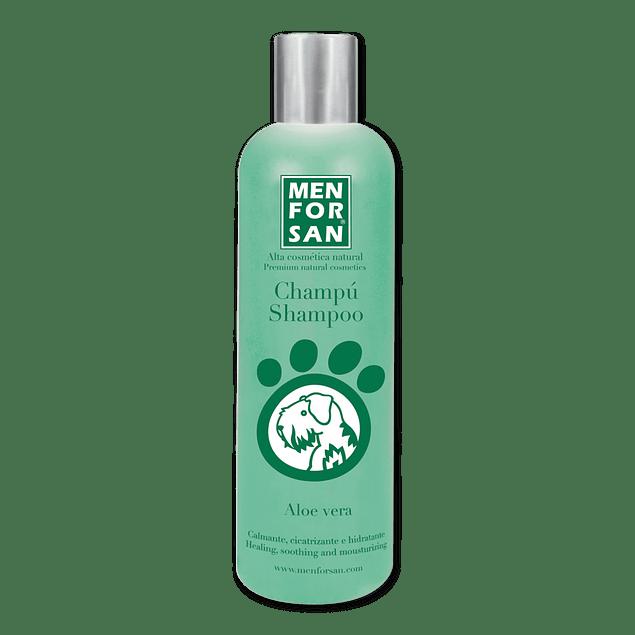 Menforsan Shampoo de Aloe Vera