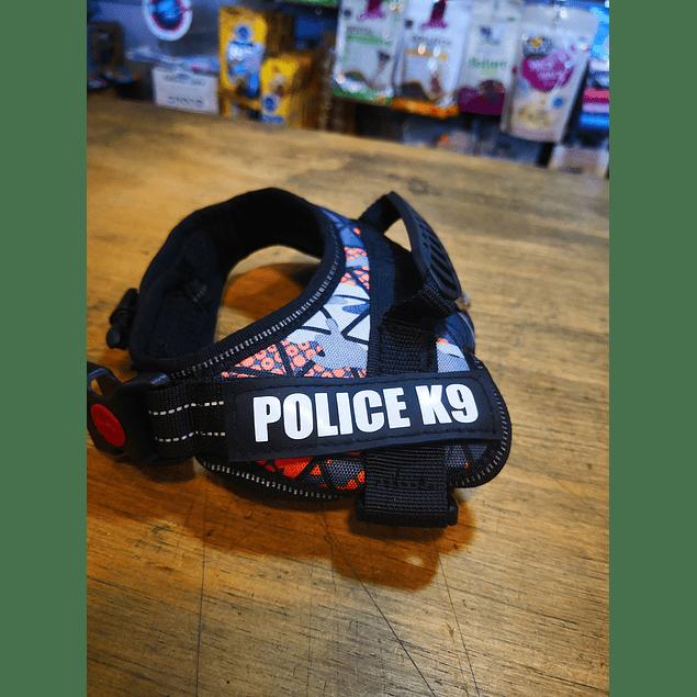 Arnes Police K9 talla XL