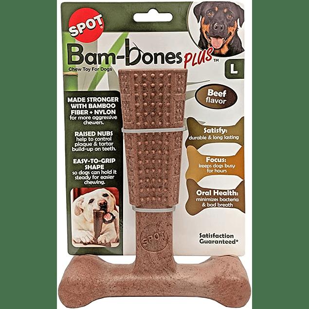 Bam-Bone Hueso (Tipo T) Sabor Carne Grande