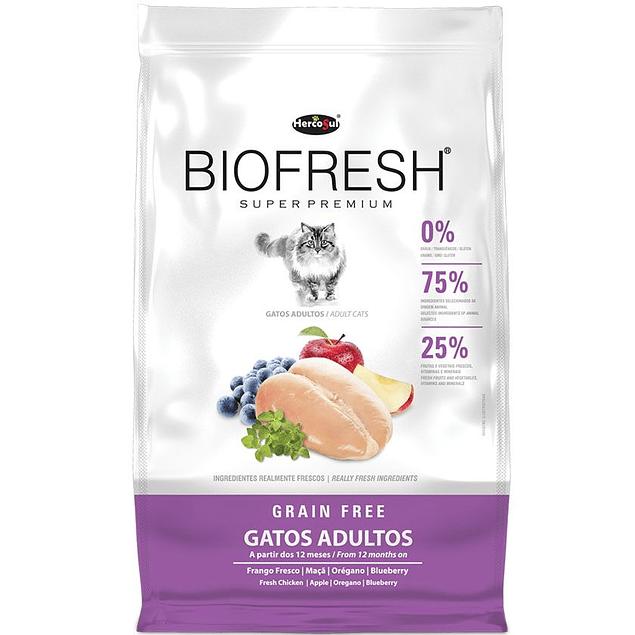 Biofresh Super premium Gatos Adultos 1,5kg