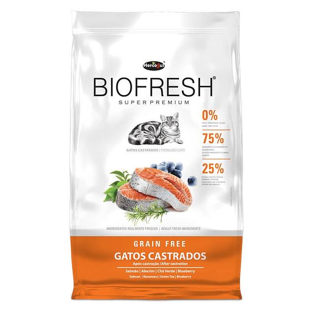 Biofresh Super premium Gato Castrado 7,5kg