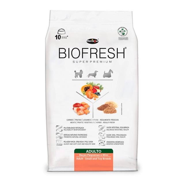 Biofresh Super premium Perros Adultos Raza Pequeña 7,5kg