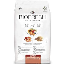 Biofresh Super premium Perros Senior Raza Pequeña 7,5kg