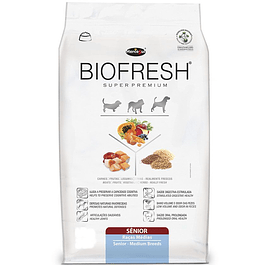 Biofresh Super premium Perros Senior Raza Mediana 12kg