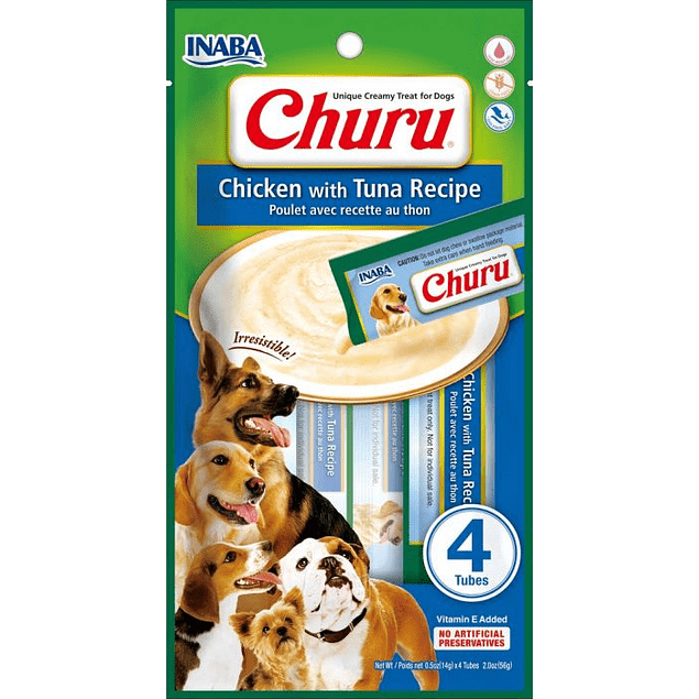 Churu Perro Chicken with Tuna