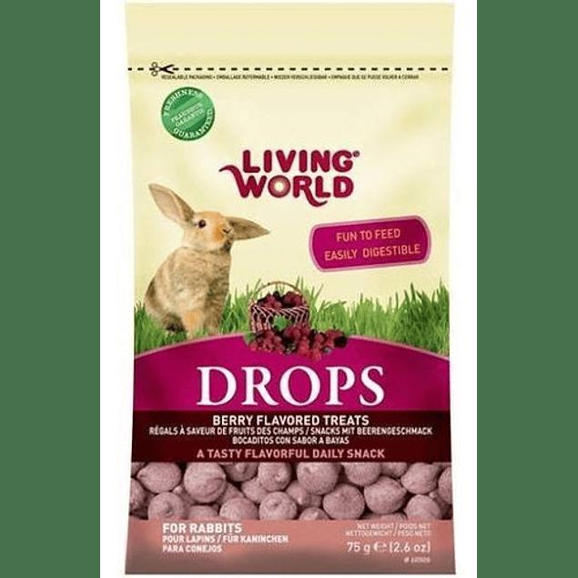 Drops Berry Living World (conejo) 75g