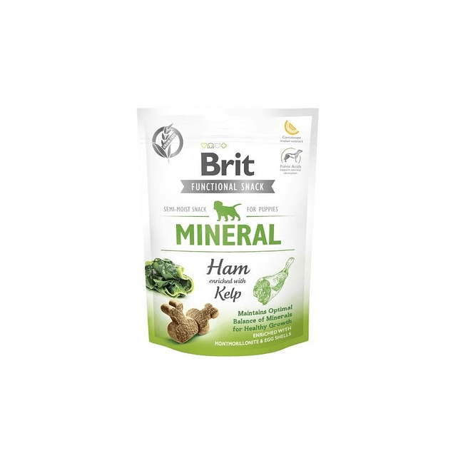 Brit functional snack mineral 150gr