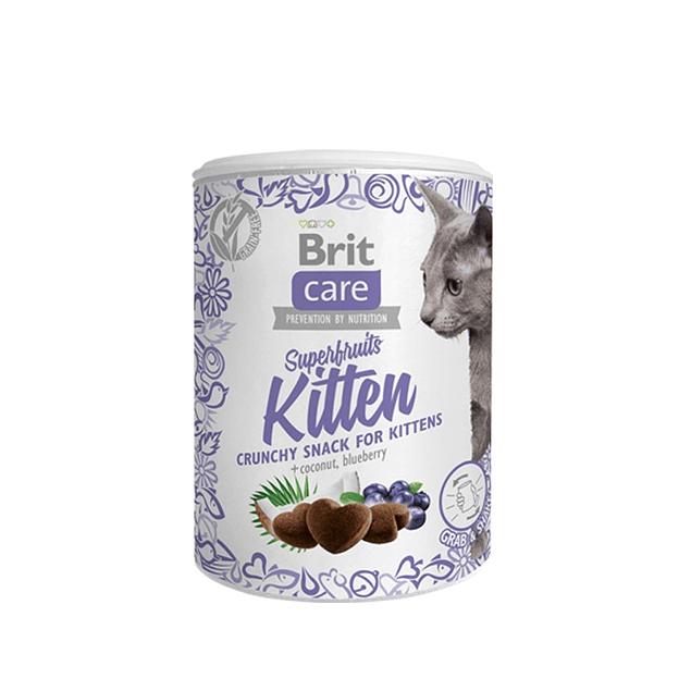 Brit Care Cat Superfruits Kitten 100g