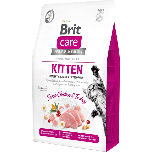 Brit Care Cat Kitten 7kg