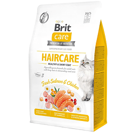 Brit Care Cat Haircare Healthy & Shiny Coat 7kg