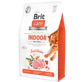 Brit Care Cat Indoor Anti-Stress 2kg