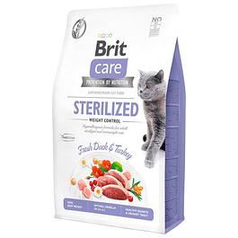 Brit Care Cat Sterilized Weight Control 7kg