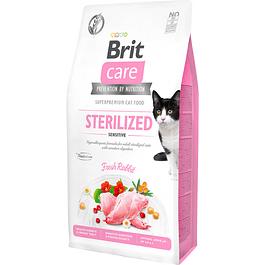 Brit Care Cat Sterilized Sensitive 7kg