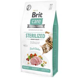Brit Care Cat Sterilized Urinary 7kg