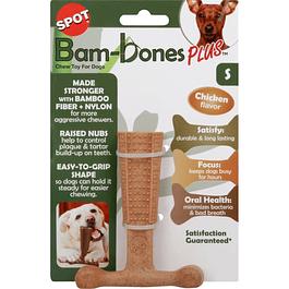 Bam-Bone Hueso (Tipo T) Sabor Pollo Pequeño