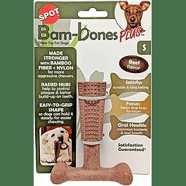 Bam-Bone Hueso (Tipo T) Sabor Carne Pequeño