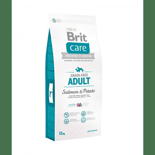 Brit Care ADULT Salmon & Potato 12kg