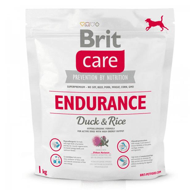 Brit Care ENDURENCE Duck & Rice 1kg