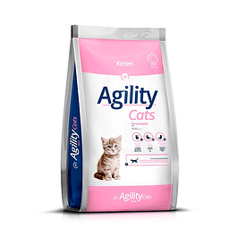 Agility Cats Kitten 10kg