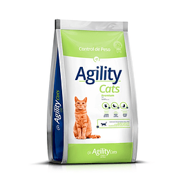 Agility Cats Control Peso 10kg