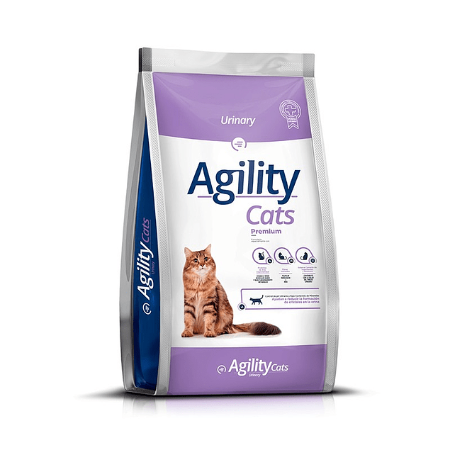 Agility Cats Urinary  1,5kg