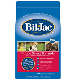 BilJac Puppy Select Formula 13kg
