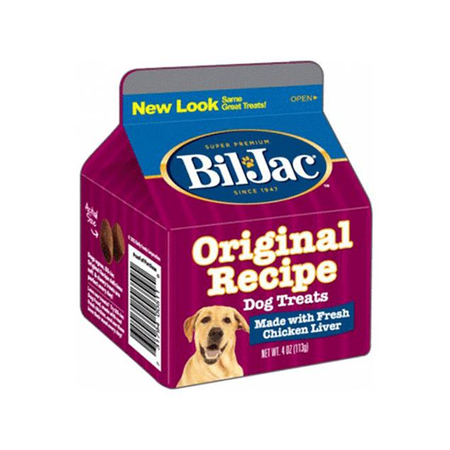 BilJac Snack liver treats