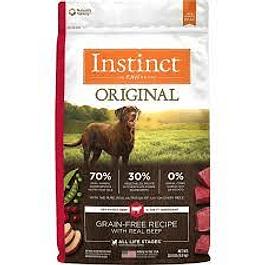 Instinct Original Carne 1,8kg