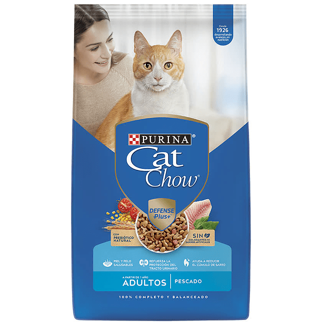 Cat Chow Adulto Pescado 24kg