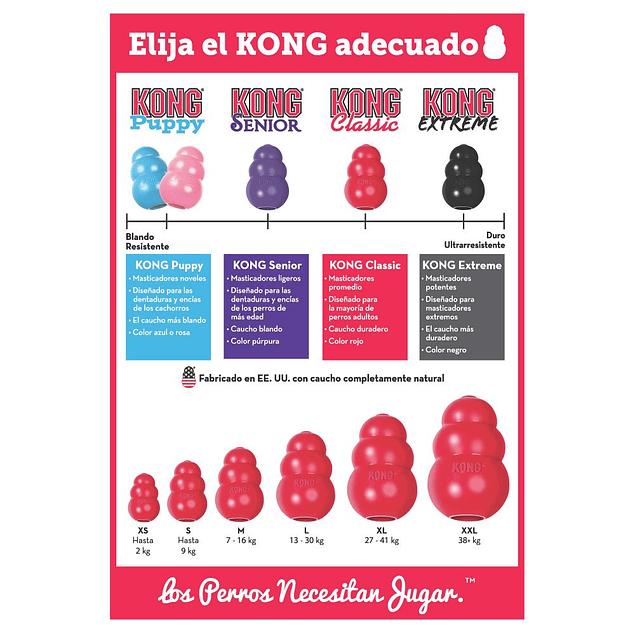 Kong Classic Extreme L