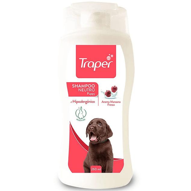 Traper Shampoo Neutro Para Cachorro