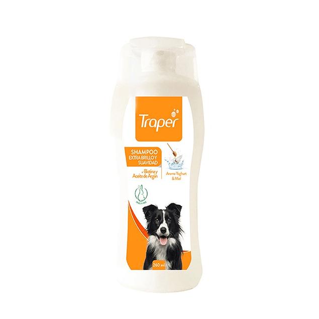 Traper Shampoo Extra Brillo y Suavidad