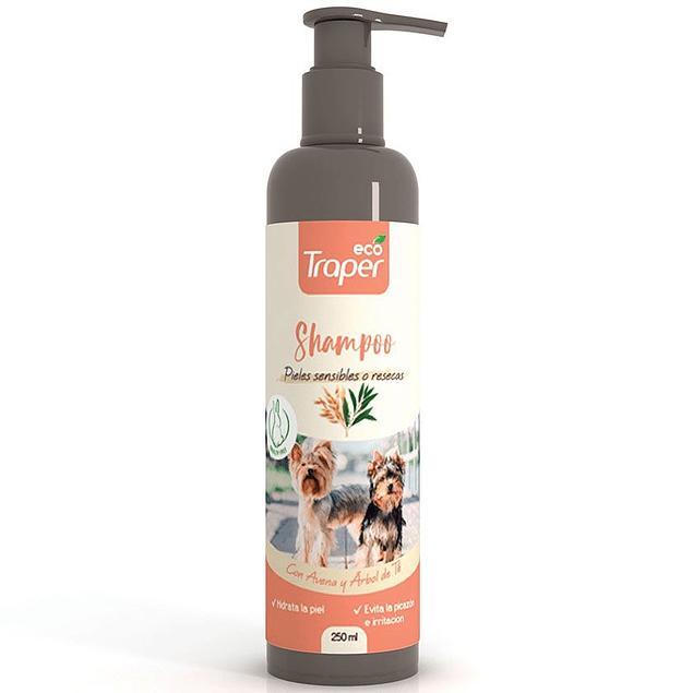 Traper Shampoo Para Pieles Sensibles