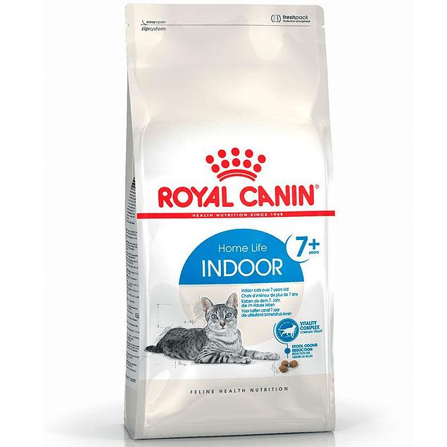 Royal Canin Indoor 7+ Años 1,5kg