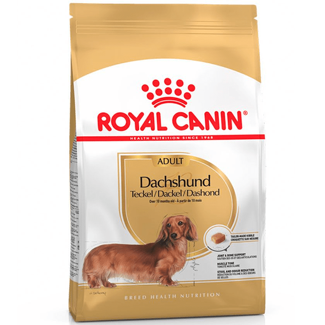 Royal Canin Dachshund Adulto 2,5kg