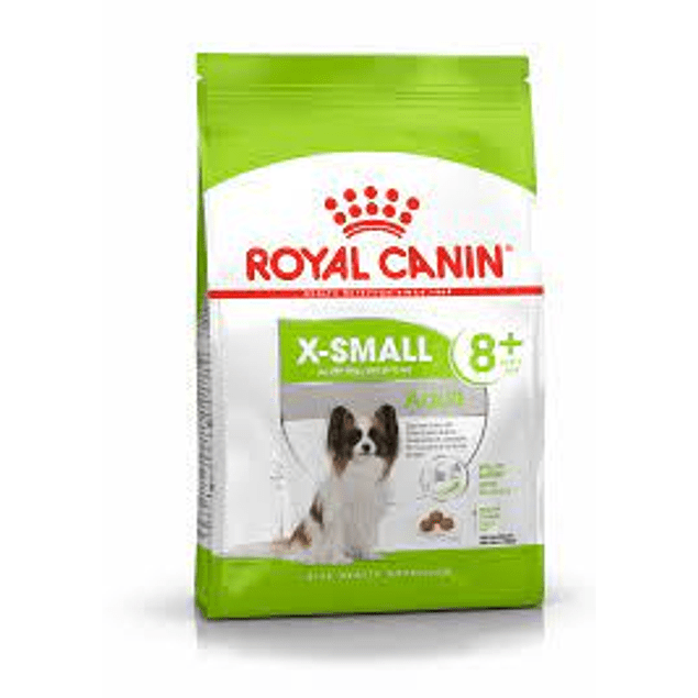 Royal Canin X-Small Ageing 8+ Años 1kg