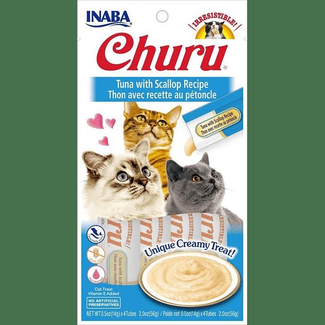 CHURU ATUN CON OSTIONES