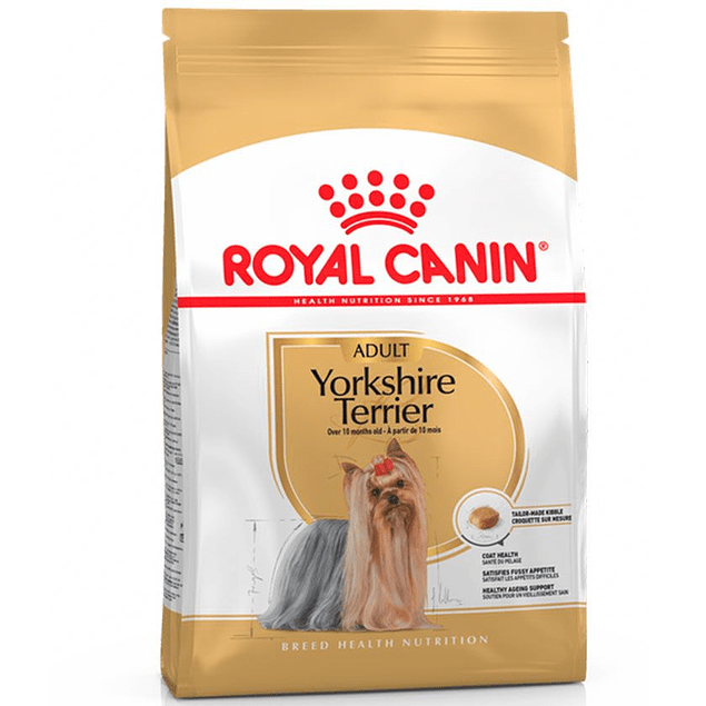 Royal Canin Yorkshire Terrier Adulto 7,5kg