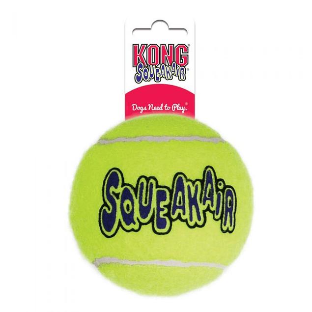 Kong Tenis Ball Squeakair L