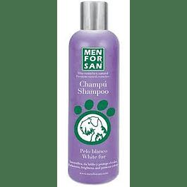 Menforsan Shampoo Para Pelaje Blanco