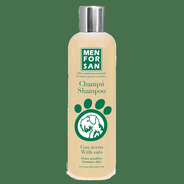 Menforsan Shampoo de Avena