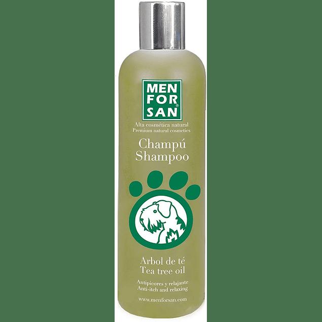 Menforsan Shampoo de Arbol de Te