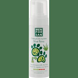 Menforsan Shampoo En Seco De Aloe Vera